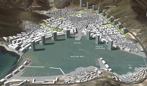 Urban Design of Gadeokdo Island